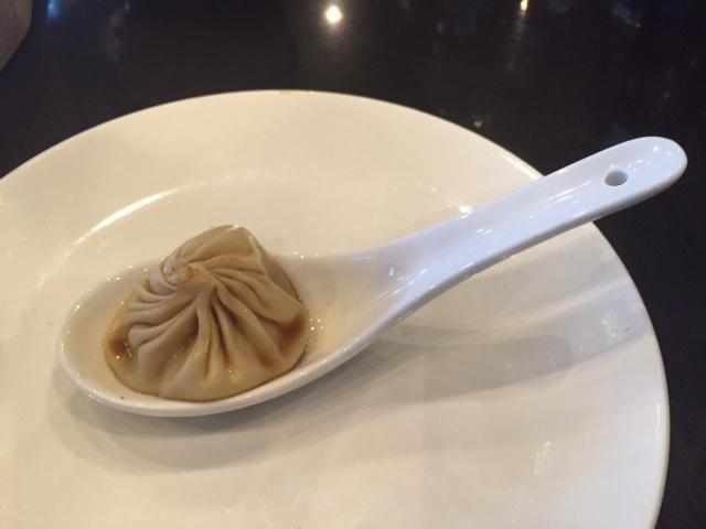 perfect pork dumpling