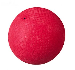 Red Ball --- Image by © Lawrence Manning/Corbis