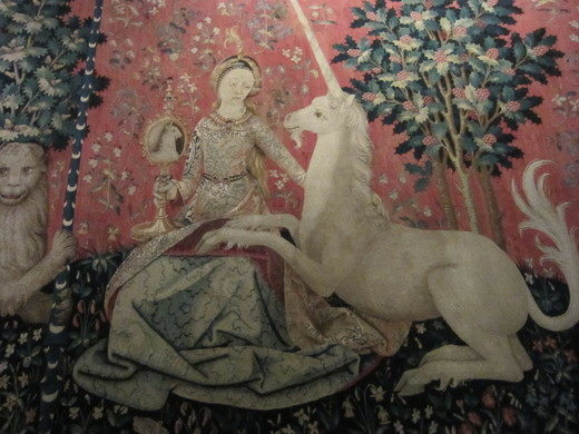 Lady and the Unicorn